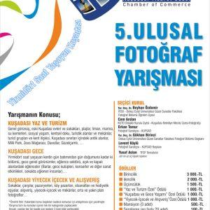 Kuşadası Ticaret Odası 5. Ulusal Fotoğraf Yarışması